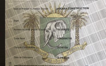 Our company has received the Export and Import Certificate from related institutions
